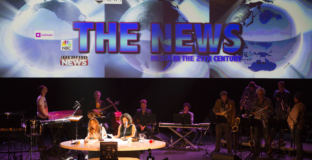 The News - credit Marco Borggreve