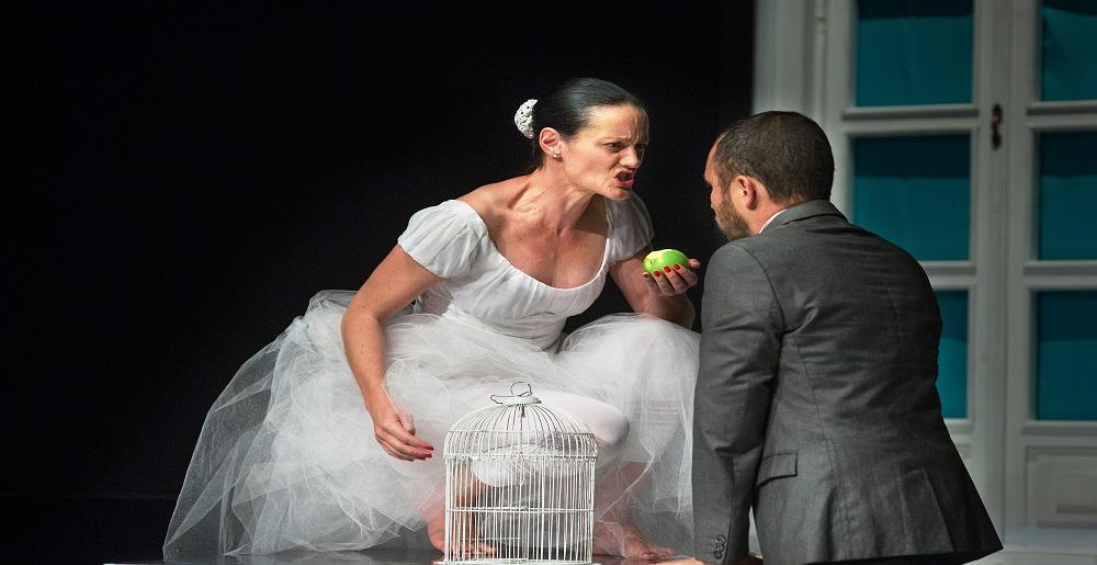 Miss Julia en en la Casa Teatro El Poblado. Foto: Federico Rios